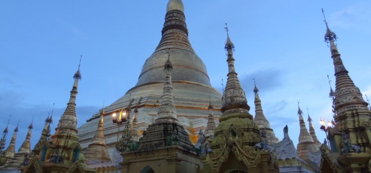 Myanmar Part 1 – Yangon