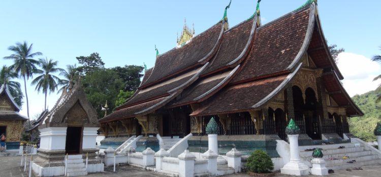 Französisches Flair im Norden von Laos