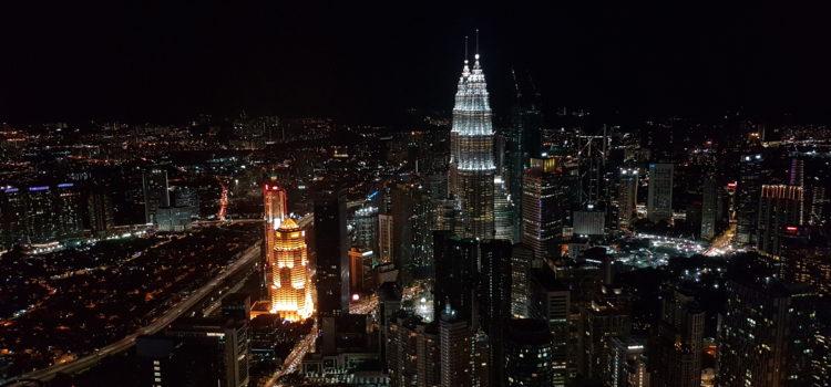 Stopover in Malaysia