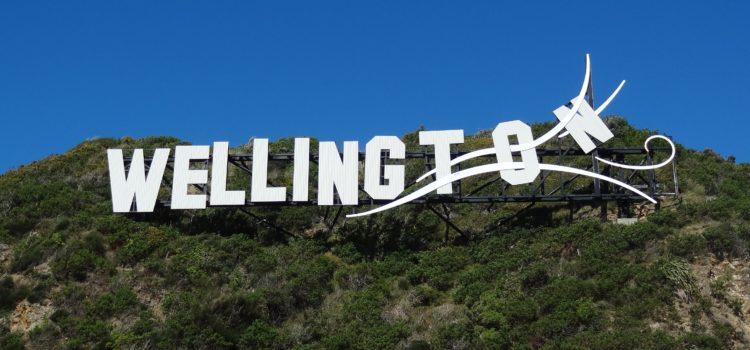 Zu Besuch in der Hauptstadt Neuseelands