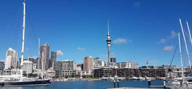Ein erlebnisreicher Abschied von Neuseeland