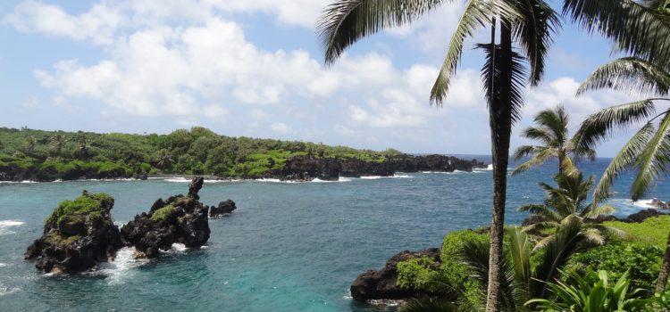 Maui – Badespass dank Wasserfällen und Schildkröten