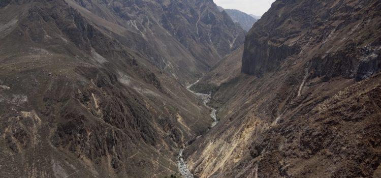 Abschluss in Peru mit einigen Hochs und Tiefs