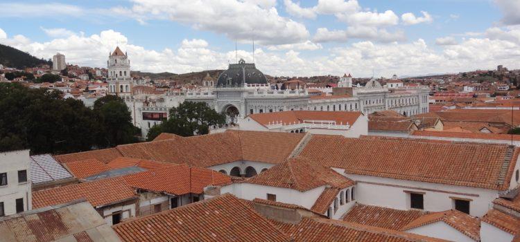 Vom hektischen La Paz ins entspannte Sucre