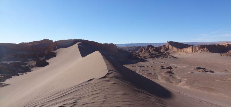 Ein kurzer Abstecher nach Chile