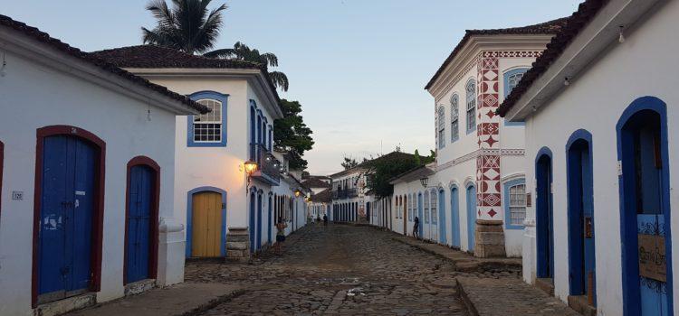 São Paulo und Paraty – von der Grossstadt ins Kolonialstädtchen