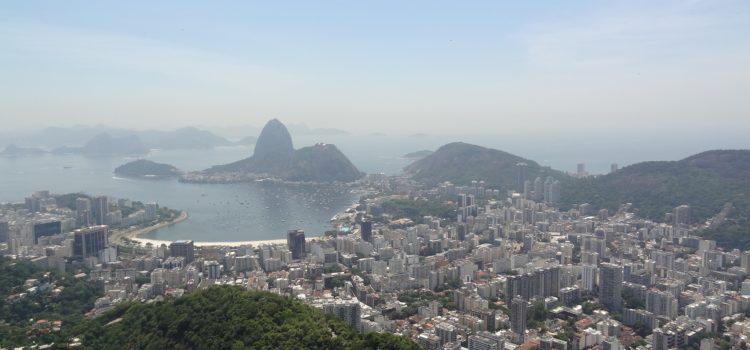Zwei spannende Wochen in Rio de Janeiro
