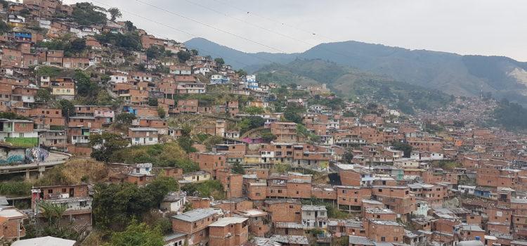 Medellín – auf den Spuren von ihm, dessen Name nicht genannt wird