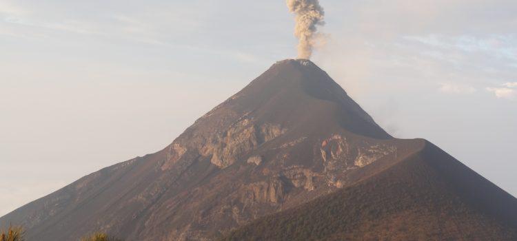 Atemberaubendes Naturspektakel zum Abschluss in Guatemala
